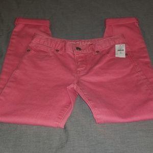 GapKids 1969 pink jeans
